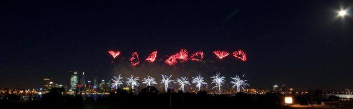 Australia Day Perth : Love is in all around by raitophotography