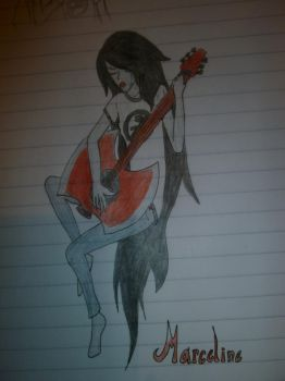Marceline by ChocaholicX-Ray