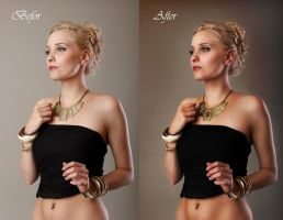 Elegant befor after by Wyonet