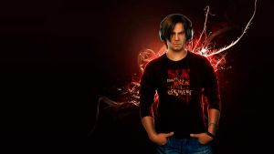 Leon Kennedy. Music by push-pulse
