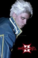 Vergil by IvanKing