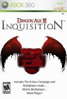 Dragon Age 3 Inquisition The Sad Truth EAware by RedVirtuoso