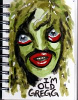 I CALL THIS ONE OLD GREGG by Pineapple-Snail