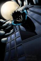 nightwing_colored by onetwopunch
