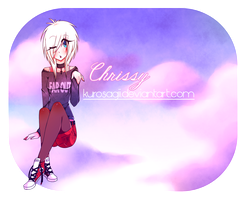AT. Chrissy by Kurosagii