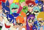 Say cheese! Or Splat. by XJoiFoxX