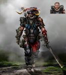 Future Barbarian by StTheo