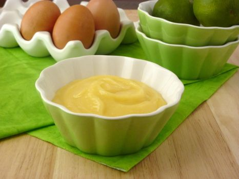 Key Lime Curd by LoveandConfections