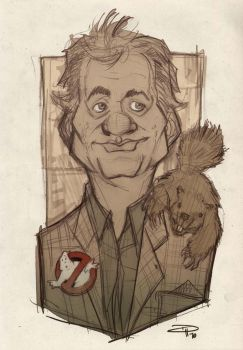 Bill Murray by DenisM79