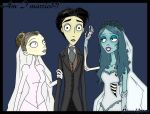 Corpse Bride _ Am I Married by IslaDelCoco