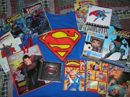 My Superman Collection by WibbitGuy