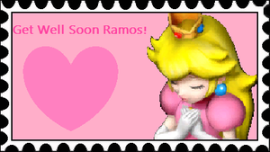 Get Well Stamp for Ramos. by RedqueenAllison