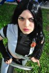 X-23: For the heart I once had by NatMatryoshka