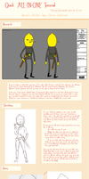 Lemongrab - The Tutorial All in One by huina
