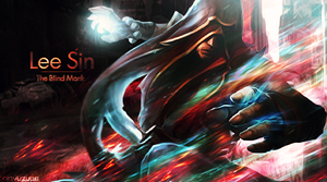 Lee Sin The Blind Monk by Yuzude