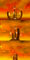 Gallifrey Rises! by son6of6tredis