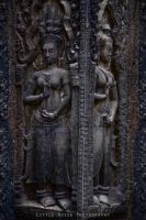 Ta Prohm figures by static-sidhe
