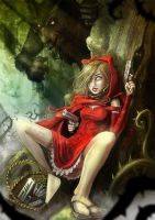 Ridinghood Reloaded by GrandPa-
