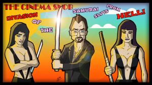 Invasion of the Samurai Sluts from Hell! by ShaunTM