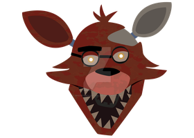 Foxy by ShowtimeandCoal