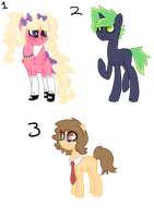 pones adopts closed by FallenFateAdopts