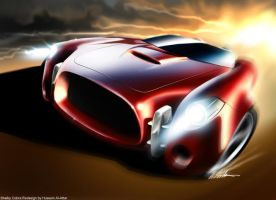 AC Cobra Redesign by husseindesign