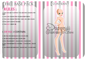 Free base pack - Confident by Dapooxii