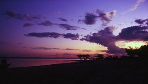 Sunset over inskip. Number 2 by monkwhy