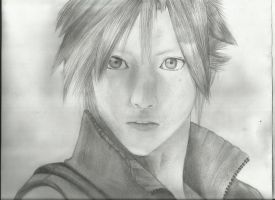 Cloud Strife: Final Fantasy by HaouJudai