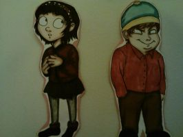 South Park: Eric and Patty by Millie-Rose13