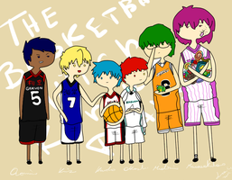 What Time is It !? ... BASKETBALL TIME! by Lucarity