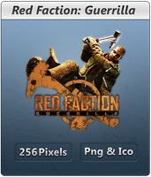 Red Faction Guerrilla - Icon by Crussong