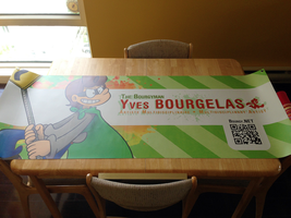 My new convention banner by TheBourgyman