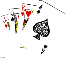 Playing Cards by srrh