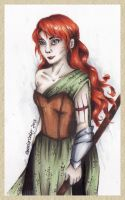 The Young Miss Bellaford by Persephine