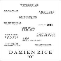 Text Brushes Damien Rice's 'O' by ghostgoodthing