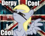 Derpy cool, I cool by KirbyDude64