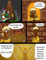 The one wish by Vale-city