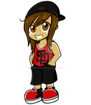 .Vic Fuentes. by Mako-Eyed