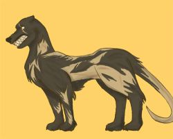 Plague Dog for Koeryn by gloomy-optimist