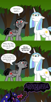 Ask Valier Horseapples and Midnight by The-Clockwork-Crow