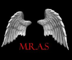 MRAS Bebo Logo -dark version- by Luciferspet