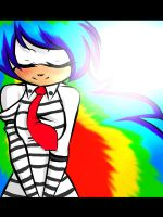 AT.::Just Like A Real Rainbow::. by EvilPink95