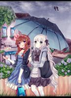 Rainy Day by LaDollBlanche