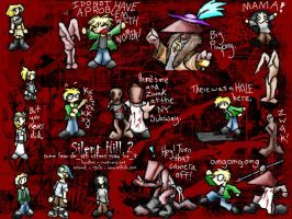 Silent Hill 2 Wallpaper by zarla