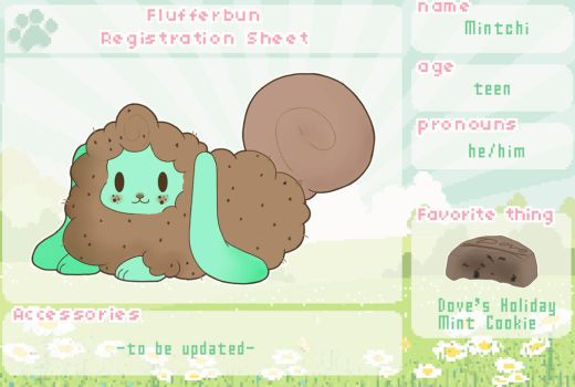 Mintchi Registeration Sheet by pinksheepyunnie