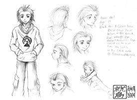 Akil Concept Sketch by washipuppy