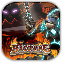 The Baconing Game Icon by Wolfangraul