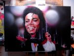 Michael Jackson - Airbrush by PrimoOne