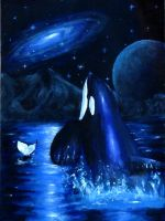 Another planet by Orcas-lover
